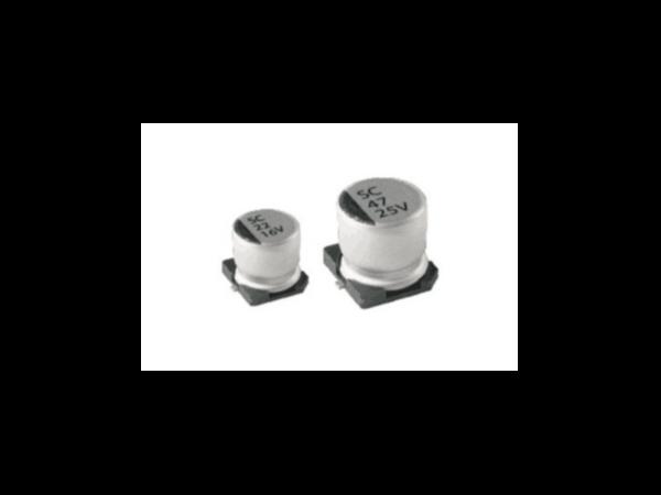 贴片铝电解电容-SC系列