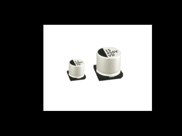 贴片铝电解电容-VD系列